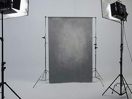 KateHome PHOTOSTUDIOS 3x3m int/érieur Bleu Fond Vintage Photo Toile de Fond Toile de Fond Fond de Photo de Mariage r/étro Portrait milieux Microfibre pour Les Studios Photo