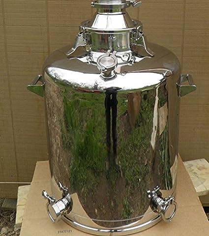 Moonshine Stills 26 Gallon Still Boiler