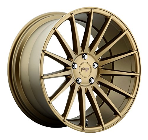 Niche Form 20 Bronze Wheel / Rim 5x112 with a 34mm Offset and a 66.6 Hub Bore. Partnumber M158208543+34