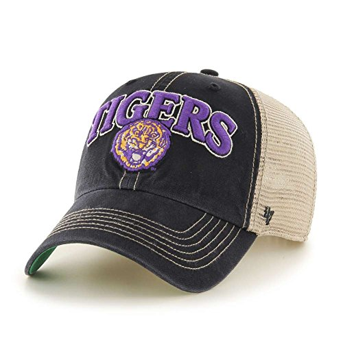 LSU Tigers '47 Brand Tuscaloosa Clean Up Adjustable - Shops Tuscaloosa