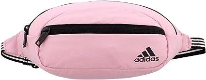 adidas Three Stripe Waist Pack Bag- Pink: Amazon.es: Deportes y aire libre
