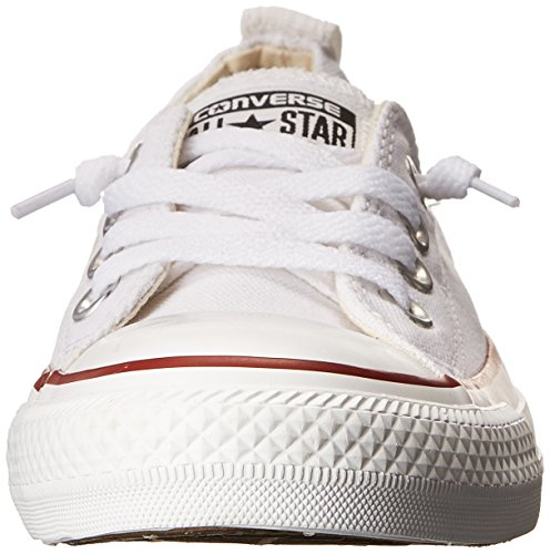 Converse - - Chuck Taylor All Star Shoreline-basic-beleg-ox Schuhe In Varsity Rosso Weiß