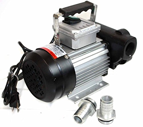 Self Prime 110v Ac 16gpm Oil Transfer Pump Fuel Diesel Kerosene Biodiesel (Fuel Oil Diesel)