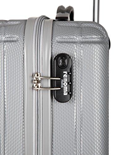 Handle silver Sandler Women's Sandler Women's RENOMA Top Handle RENOMA Top Bag Bag Silver A5xqpFnT