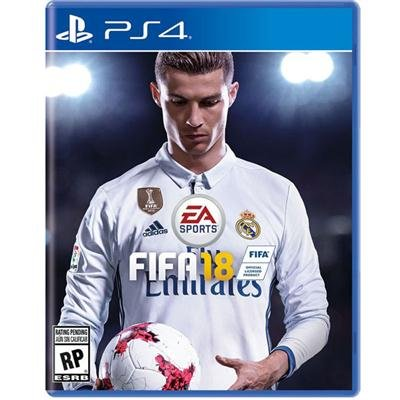 51MluuzftFL - FIFA 18 PS4