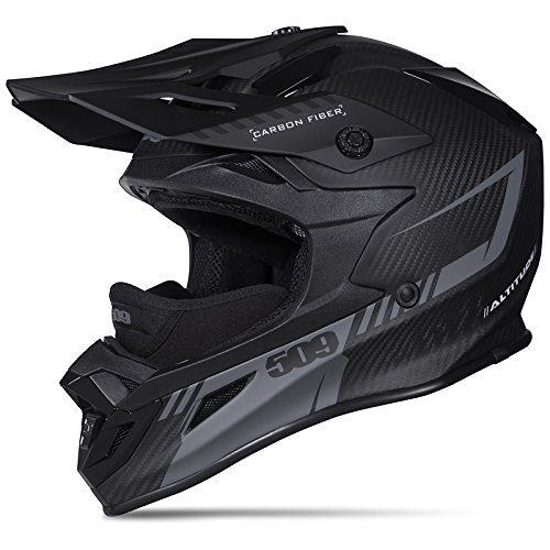 Buy cheap 509 carbon fiber altitude snow snowmobile helmet black ops hel acb