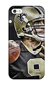 new orleansaints NFL Sports & Colleges newest iPhone 5/5s cases Kimberly Kurzendoerfer