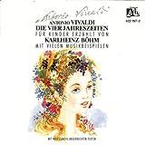 Handschrift großer Komponisten: Vivaldi (Vier Jahreszeiten)