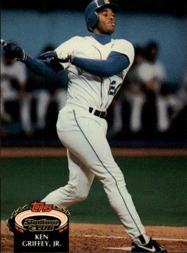 1992 Stadium Club #400 Ken Griffey Jr. ()