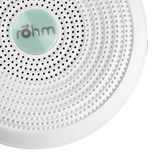 Marpac Rohm Portable White Noise Sound Machine, Electronic, White, 3.7 Ounce by Marpac (Image #9)