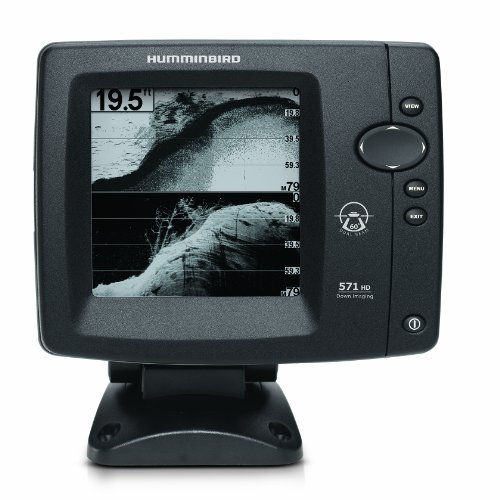 Cheap Humminbird 4089701  571 HD DI Portable Down Imaging and DualBeam Fishfinder with Soft Portable Case