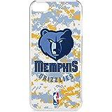 NBA Memphis Grizzlies iPod Touch 6th Gen LeNu Case - Memphis Grizzlies Digi Camo Lenu Case For Your iPod Touch 6th Gen