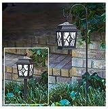 FS BLK Dual LED Lantern