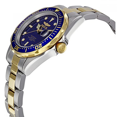 Compra Invicta Men's 8935 Pro Diver Collection Two-Tone Stainless Steel Watch with Link Bracelet en Usame