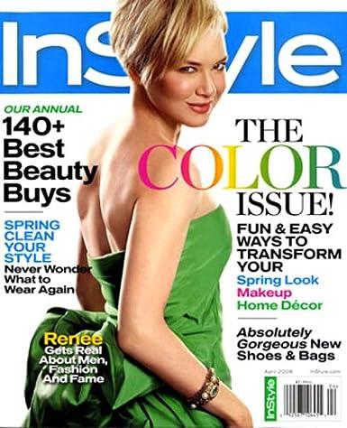 Remarkable Instyle Amazon Com Magazines Short Hairstyles Gunalazisus