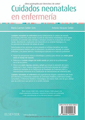 Cuidados neonatales en enfermería: Antonio; Sellán Soto, María Del ...