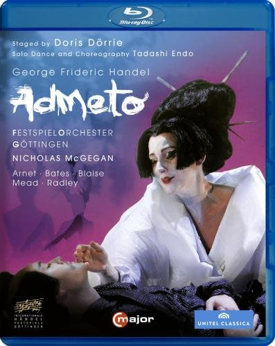 Handel: Admeto (Blu-ray)