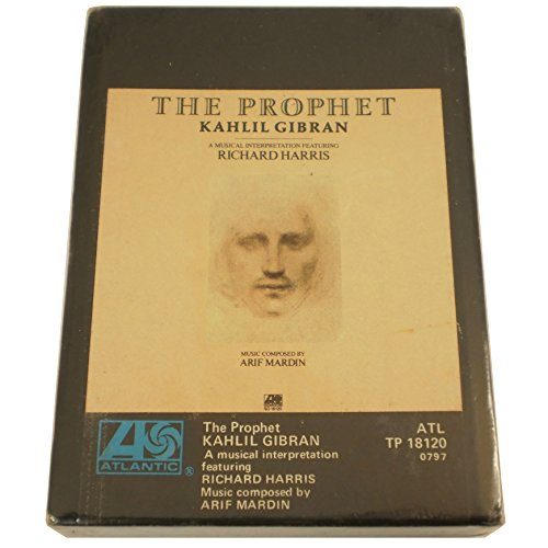 The Prophet (A Musical Interpretation Featuring Richard Harris) [8 Track Format]