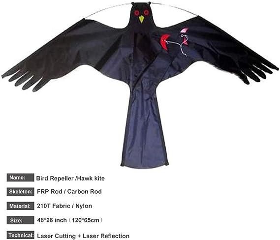 xlcukx Pinwheel Bird Scare Reflective Bird Control Bird Free Molino de Viento Molinillos de Viento Reflector Wind Chime Bird Scare Bird Control para repeler p/ájaros para el jard/ín del balc/ón-2 richly