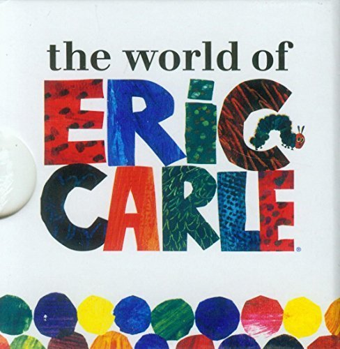 The Very Hungry Caterpillar: Little Learning Library by Eric Carle (2009-03-05) (Tim And Eric Bedtime Stories Angel Boy)