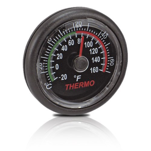 Bell THERMOMETER ROUND VELCRO