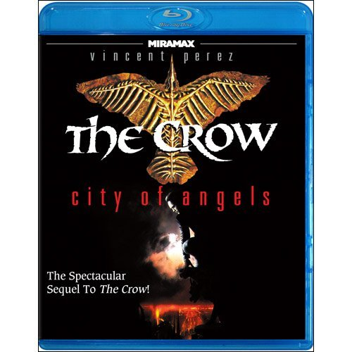 The Crow: City of Angels [Blu-ray]