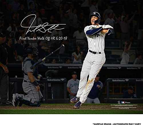 41673abc4e0 Giancarlo Stanton New York Yankees Autographed 16