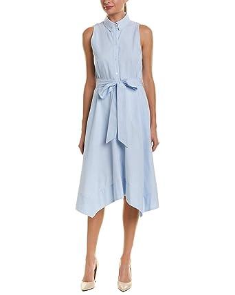 55e7301338b50 Tahari by Arthur S. Levine Women s Seersucker Dress at Amazon Women s  Clothing store
