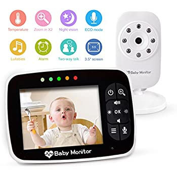 Amazon Com Infant Optics Dxr 8 Video Baby Monitor With