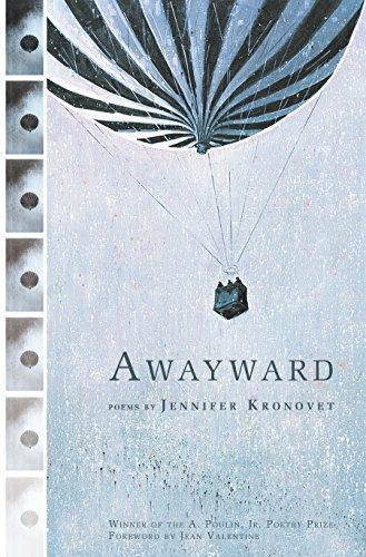 Awayward A Poulin Jr New Poets Of America Book 31 Kindle