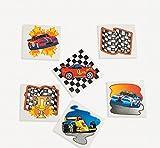 Race Car Party Favor Set