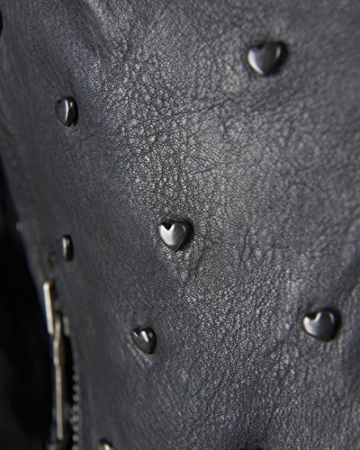Mujer Blusa Chaqueta Maze Negro Para Básico AaUAqwI
