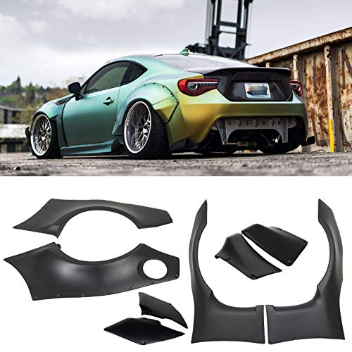 Rocket Bunny Wide Body Ver-1 Style 12Pc Kit For Brz Ft86 Frs Fr-S Frp 12 Pc Gt86 for Subaru BRZ