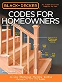 img - for By Bruce A. Barker Black & Decker Codes for Homeowners, Updated 3rd Edition: Electrical - Mechanical - Plumbing - Build (Updated ed) [Paperback] book / textbook / text book