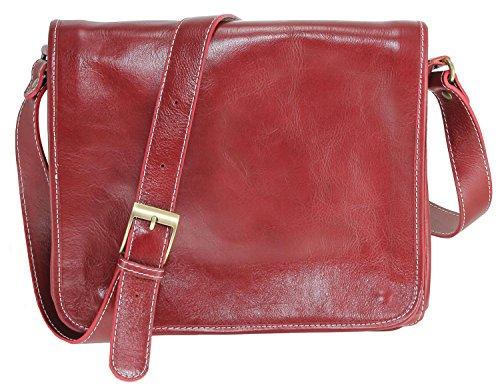OH cuir MY en Sac Rouge bandoulière BAG RqRdrzwxX