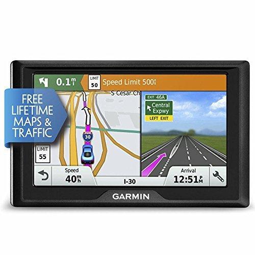 【Garmin正規再調整品】Garmin Drive 60 LMT (Lifetime Map Update生涯地図アップデート権/Traffic 渋滞情報表示) 6インチ【US&Hawaii 地図版】(Refurbished Unit Garmin正規再調整品専用箱でお届けします) [並行輸入品] B07CTC5DG7