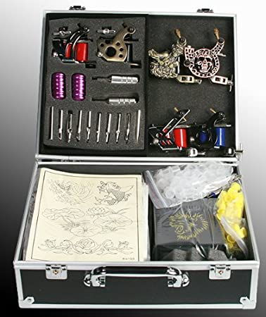 100 kid tattoo kit ink a beginner tattoo kit ebay for Cheap tattoo kits amazon