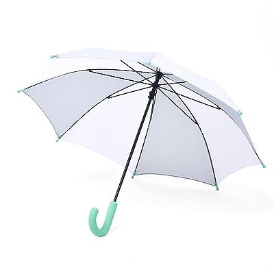 Boys Girls Umbrellas Kids Children Outdoor Sun Rain Showers Protection Umbrella