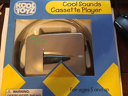 Kool Toyz Cool Sounds Cassette Player (1999)