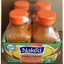 Naked Mango Mighty Juice Smoothie 4 - 10 Oz Pack