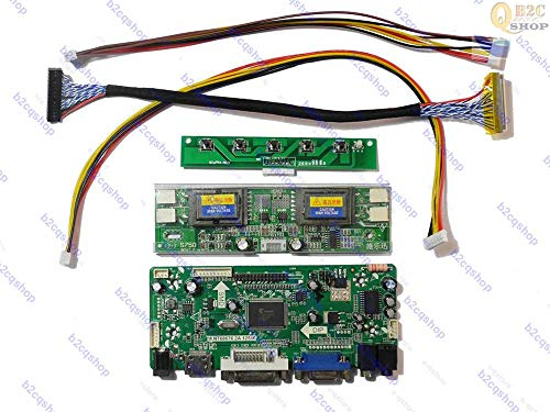 Wide 1440x900 Lcd 19 (M.NT68676.2A(HDMI+DVI+VGA) LCD Controller Board Kit for 19