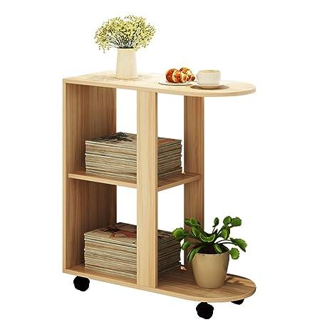 Amazon Com Bookshelf Ynn Jiazi Shelf Removable Small Coffee Table