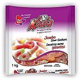 Koala Red Band Jumbo Sour Sucker Gummy Candy (Bulk 1kg)