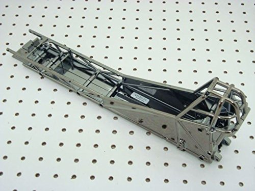 Traxxas 6922 Black-Chrome Funny Car Chassis - Funny Car Chassis
