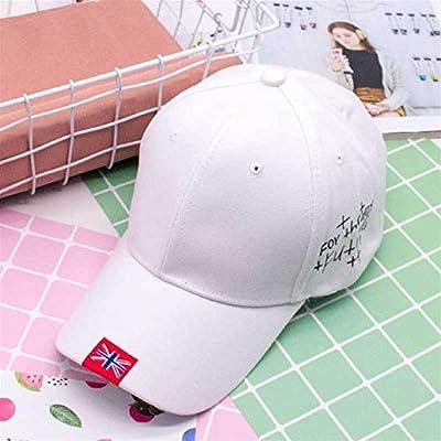 WYXMZ versión Coreana de la Nueva Gorra de béisbol Bordado Marea ...