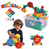 Toy Interlocking Gear Sets