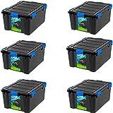 Ziploc 60 Qt WeatherShield Storage Box (6)