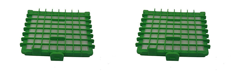 Alternative /à ZR002901 Produit Authentique de Green Label Lot de 2 Filtres HEPA H13 pour les Aspirateurs Rowenta Silence Force RO472311