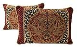 Sherry Kline Tangiers Luxury Boudoir Decorative Pillow (Set of 2)