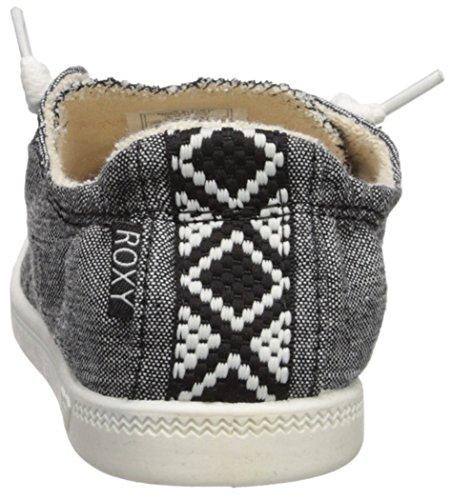 Black Roxy RG Girls' Sneaker Bayshore X0q8aw